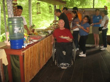 Program for People with Physical Disabilities 2 days