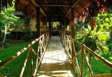 Amazonas Sinchicuy Lodge + Iquitos City (4 days/ 3 nights)